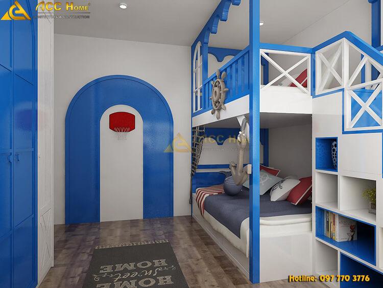 nội thất phòng ngủ cho con trẻ