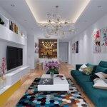 Thiết kế nội thất nhà phố 94.7m2 tại Hoàng Mai