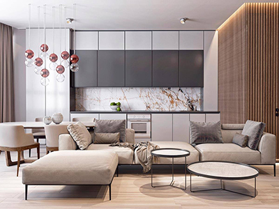 thiết kế nội thất hiện đại tại Từ Sơn Bắc Ninh