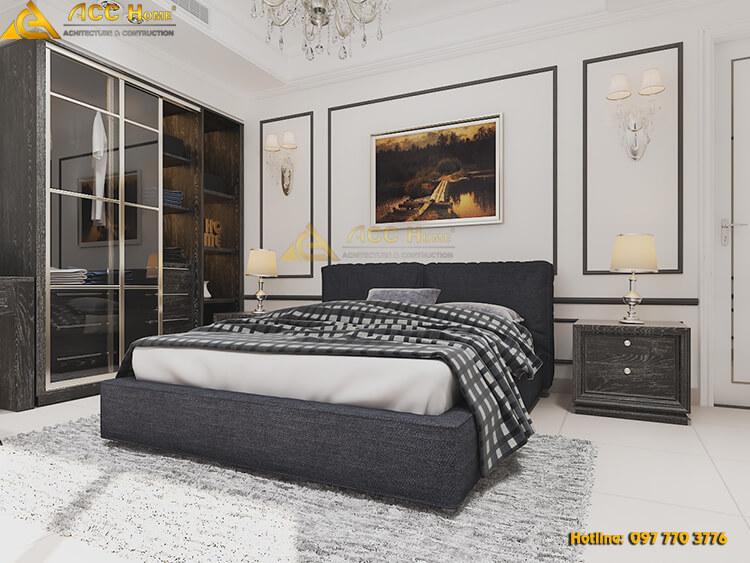 phòng phủ theo phong cách tân cổ điển