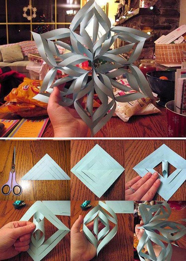 khéo tay làm hoa giấy