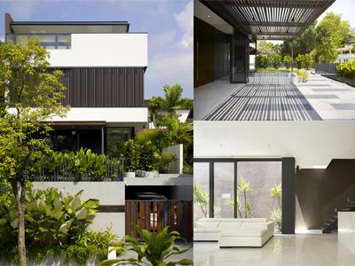 Thiết kế biệt thự hiện đại 125m2 tại khu đô thị Green Bay Village Quảng Ninh