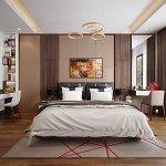 cách bố trí nội thất phòng ngủ nhỏ đẹp