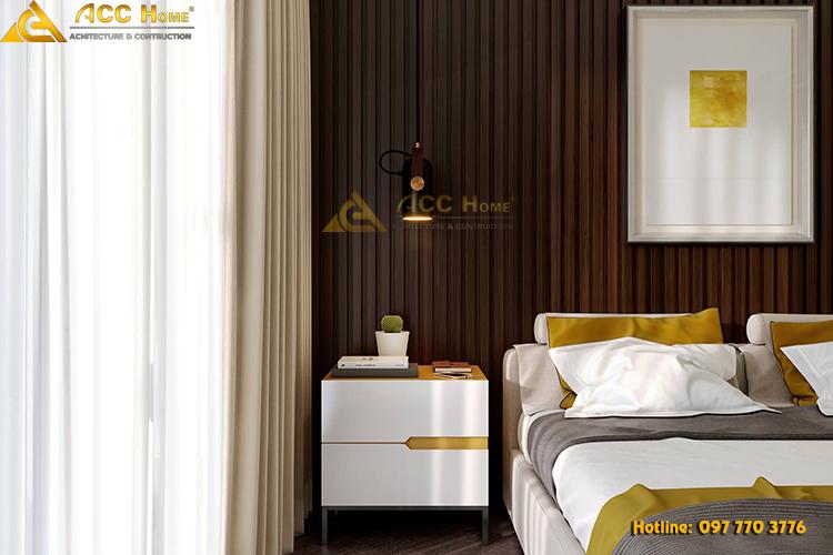 thiết kế gường ngủ
