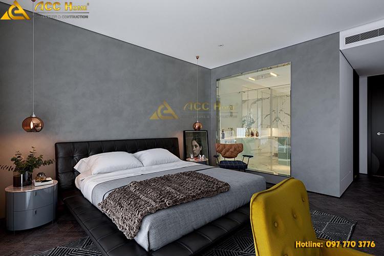 thiết kế nội thất phòng ngủ thứ 2