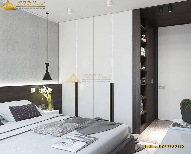 thiết kế nội thất tủ quần áo