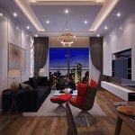 Trang trí phòng khách chung cư nhỏ Đẹp