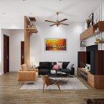 Mẫu nội thất căn hộ cao cấp