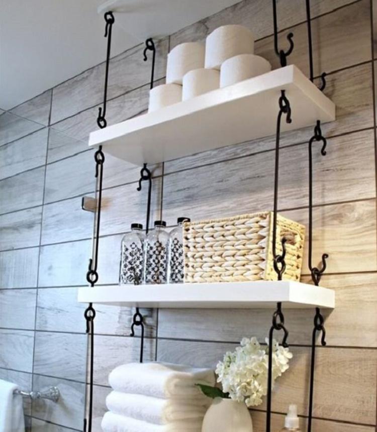 Kệ treo tường cho phòng tắm