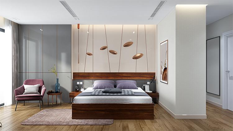 Một số ý tưởng thiết kế nội thất phòng ngủ