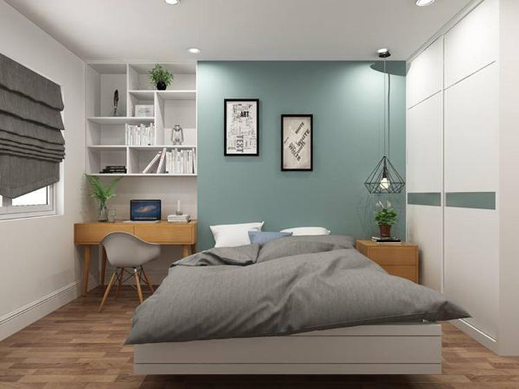7 ý tưởng thiết kế nội thất phòng ngủ chung cư