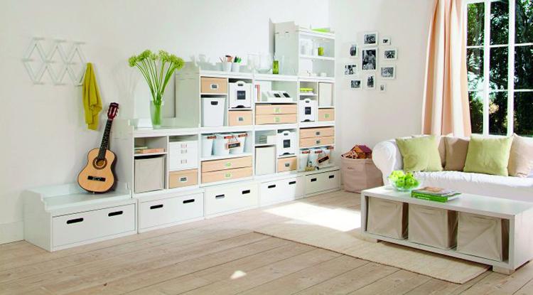 căn hộ được thiết kế với phong cách hiện đại