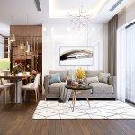 Tổng hợp 20 mẫu thiết kế nội thất phòng khách đẹp