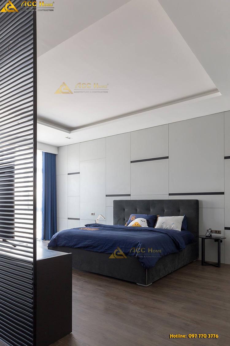 thiết kế phòng ngủ rộng