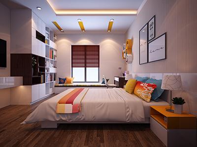 thiết kế nội thất thông mình