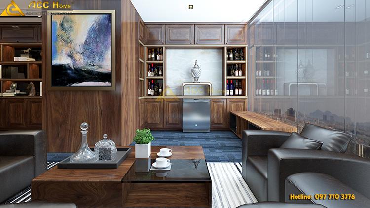 Quy chuẩn thiết kế nội thất văn phòng