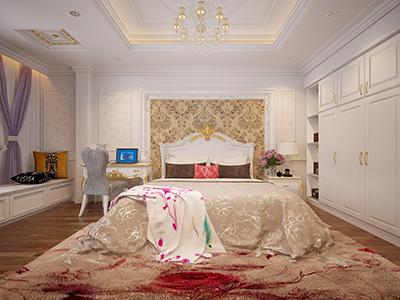 mẫu phòng ngủ của bé gái đẹp