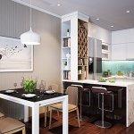 tổng hợp một số mẫu phòng bếp đẹp