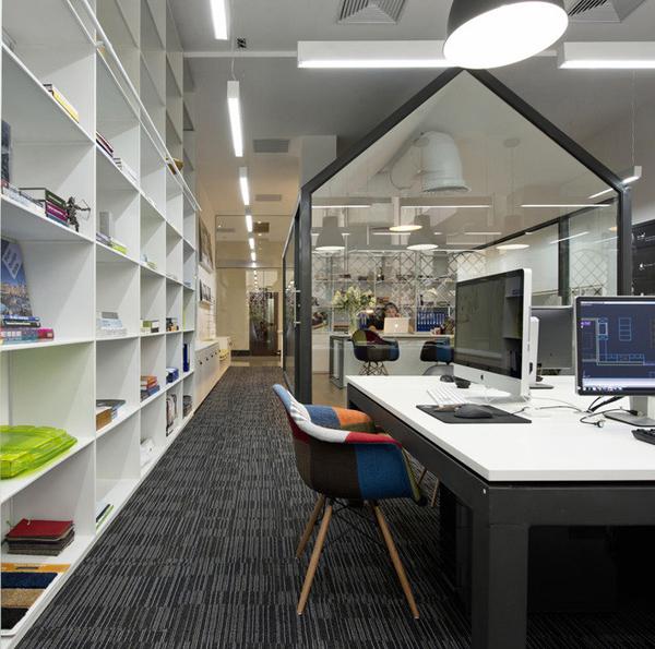 Cách tăng diện tích văn phòng đơn giản