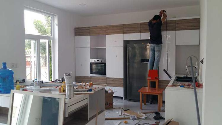 Đon vị thiết kế cải tạo nội thất