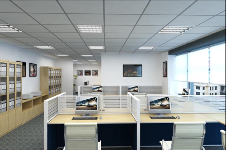 phòng họp được thiết kế riêng