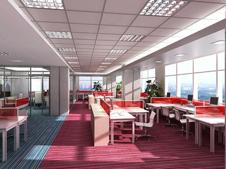 quy tắc thiết kế nội thất văn phòng