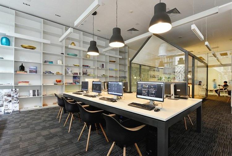yếu tố báo giá thiết kế văn phòng