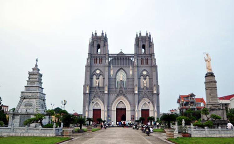 Nhà thờ công giáo Phú Nhai Nam Định