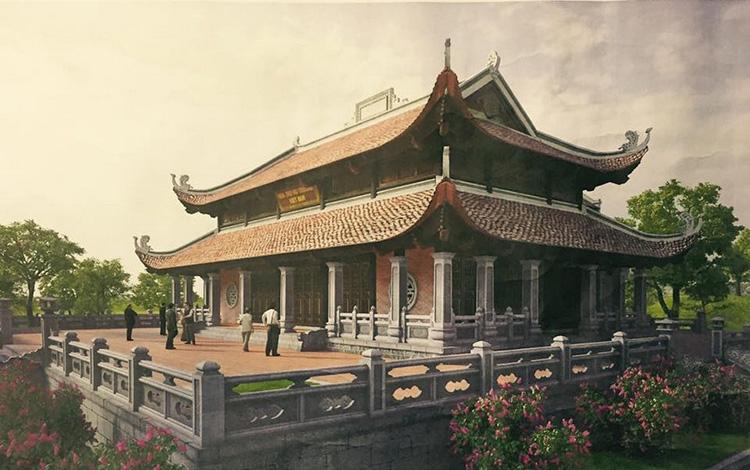 nhà thờ họ Trương