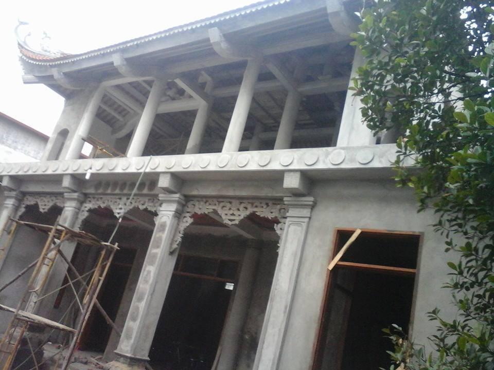 Đặc điểm của nhà thờ giả gỗ