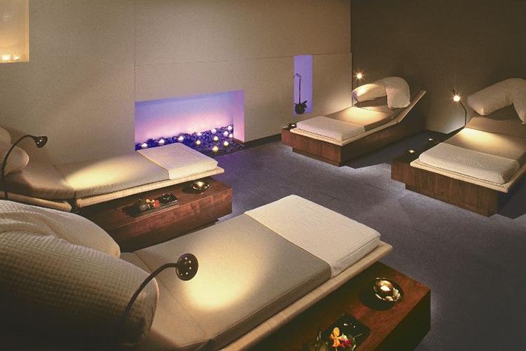 phòng thư giãn spa