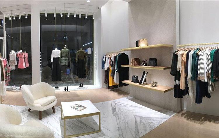 thiết kế shop bán quần áo