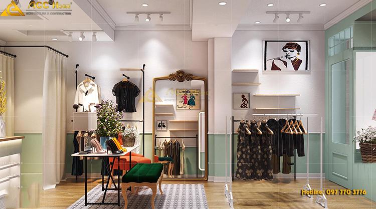 Shop thời trang Vintage