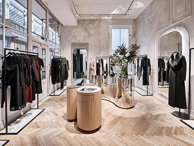 thiết kế cải tạo shop thời trang