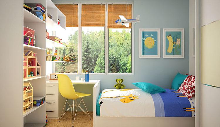 Chọn đồ nội thất phù hợp với độ tuổi phát triển