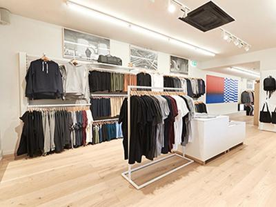 Thiết kế shop thời trang 40m2