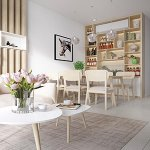 Thiết kế nội thất chung cư 65m2 tại Gemek Premium