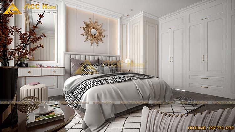 phòng ngủ của gia chủ