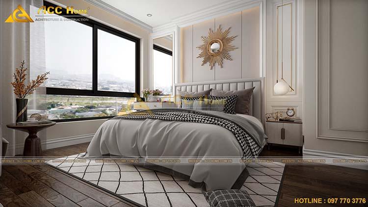 phòng ngủ chính của gia chủ