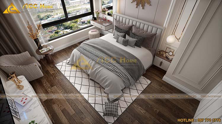 view phòng ngủ master