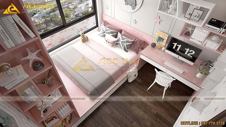 decor phòng con gái