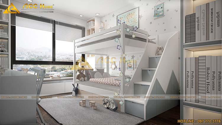 mẫu phòng ngủ trẻ con