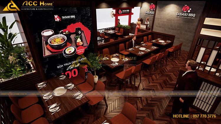 Nhà hàng Sashimi BBQ