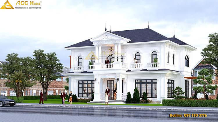 Quy trình thiết kế nhà mái nhật của ACC Home