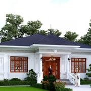 Thiết kế nhà mái Nhật mini