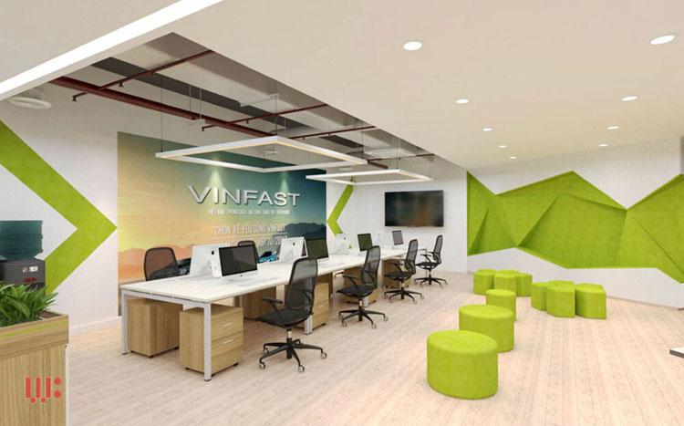 Tại sao cần thiết kế nội thất văn phòng?